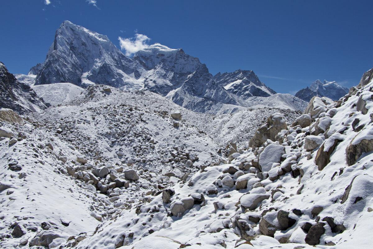 Destinations // Everest Base Camp Trek Day 7: Gokyo to Thangna